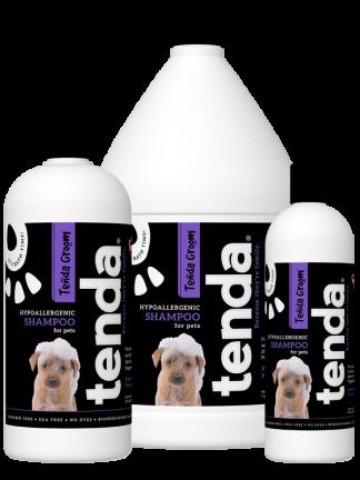 Tenda Groom Hypoallergenic Shampoo