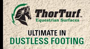 ThorTurf Equestrian Surfaces