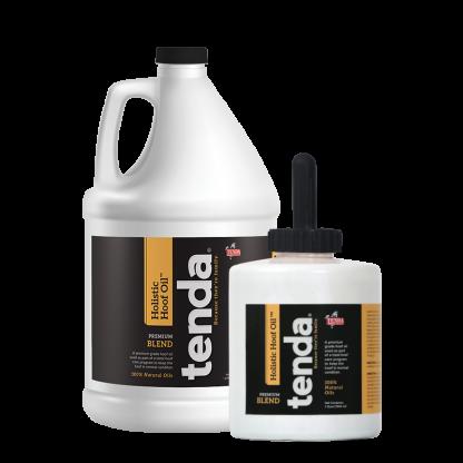 Tenda Equine & Pet Care Hoof Care Holistic Hoof Oil, premium blend.