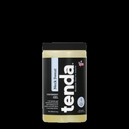 Tenda Equine & Pet Care Leg & Muscle Care Neck Sweat, convenient gel.