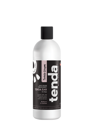 Tenda Equine & Pet Care TendaGroom Tenda Ear, ear wash treatment for dogs.
