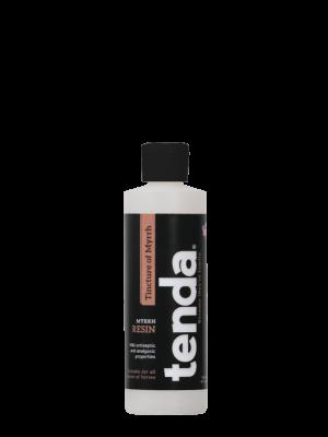 Tenda Equine & Pet Care Topical Commodity Tincture of Myrrh, myrrh resin.