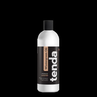 Tenda Equine & Pet Care Topical Commodity Wintergreen Oil, aromatic liquid.
